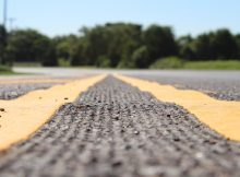 "sinusoidal Rumble Strips aka ""Mumble Strips"""
