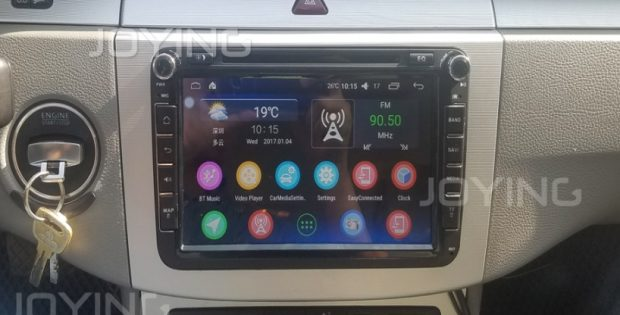 Joying Android Car Radio Head Unit